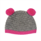 Pom Pom Crochet Beanie - Child size 3-10 years