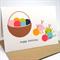 Birthday Card Female - Knitting Wool Yarn - HBF106