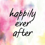 Happily Ever After - wall decor