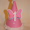 MINNIE MOUSE Birthday Hat, Minnie Birthday Hat,
