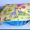 NAPPY WRISTLET PURSE BAG / TOILETRIES BAG