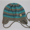 Knitted Ear Flap Hat | Boy/Girl | 3M to 6M | Made to order | Custom Colour