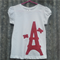 Paris Girls Tshirt