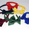 Girl's Large Fabric Bow Headband, School Colours