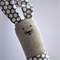 Soft bunny rattle for baby