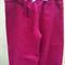 Size 4 Girl's Harem Pants Dark Pink Cord