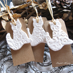 Cold Porcelain Cat Gift Cards