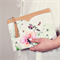 Summer Meadow - zipper purse pouch/ wedding purse