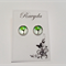 Tree of Life Design Stud Earrings