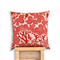 Mikko Square - Screen printed Mikko and Eco Denim cushion cover.