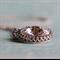 Necklace. Vintage Swarovski Crystal. Stainless Steel