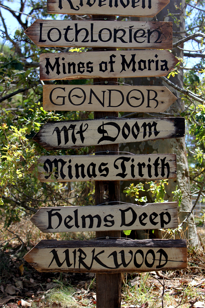 Far Away Signs Harry Potter Signs Hogwarts Signs The