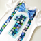 1st Birthday Polka Dot Onesie Boys Bow Tie and Suspenders
