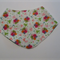Reversible fashion baby bib