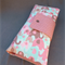 Nappy Wallet // Rose Elephant Print