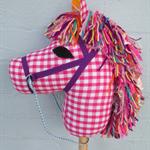 Scarlet the Hobby Horse