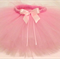 Little Girls Handmade Pink Tutu. Perfect for your little ballerina or fairy.