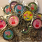 SET OF 15 PEPPA PIG AND GEORGE PARTY FAVOR NECKLACES