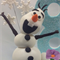 OLAF Edible Sugar Cake Topper......FROZEN Birthday