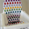 IKEA Antilop Highchair Cover - Raindrops cover.