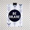 Be Brave Tribal Giclee 8x10 Print