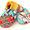 Japanese Train Baby Shoes