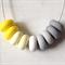 Celeste Handmade Polymer Clay Necklace