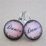 """""""Dance"""" earrings"""