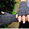 Fingerless Gloves - made to order