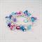 Frozen inspired charm bracelet