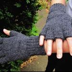 Fingerless Gloves - made to order