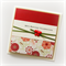 90th birthday card handmade oriental red