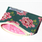 Mini Coin Purse with Dainty Pink Floral Fabric