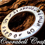 CROSSFIT Necklace or Key ring / or message personalised to your request