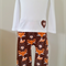 Organic Fox Lounge Pants 