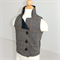 Kids Wool Crossover Nehru Collar Vests