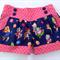 Bubble Sailor Shorts