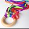 Dancing Ribbon Ring