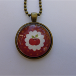 Red Apples Necklace
