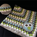 Newborn Blanket and Hat Set.