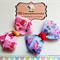 Peppa Pig & George Bow Set