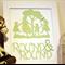 Round & Round Nursery Wall Art