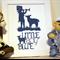 Little Boy Blue Nursery Wall Art