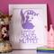 Little Miss Muffet Nursery Wall Art