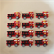 Fire Truck Edible Cupcake Toppers