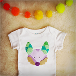 Perfect Baby Shower Gift - So Special // UNISEX // Fox Baby Bodysuit //