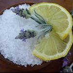 Lavender and Lemon Bath Salt, 350g