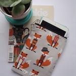 Fox Trot iPad Mini sleeve / case cover / pouch