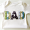 Fathers Day Dad Onesie Singlet