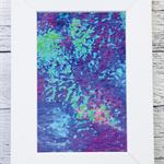 "Abstract Digital Art Print | ""Phosphorus"" | A3 Size"